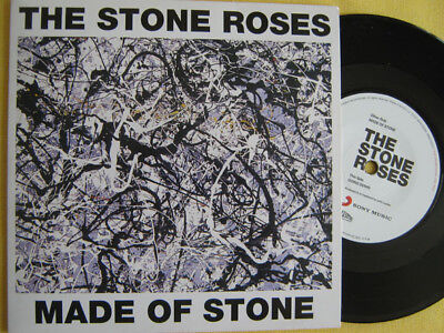 """THE STONE ROSES - MADE OF STONE   Single  TOP   !""""""""!""""""""!""""""""!"""