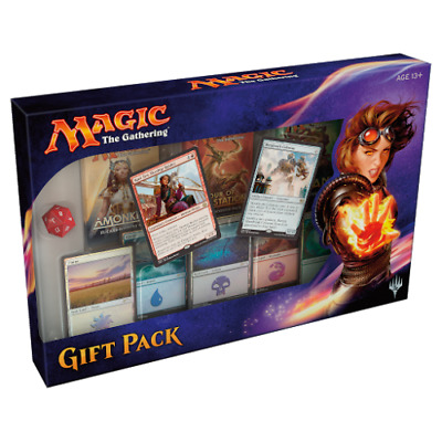 NEW SEALED MAGIC THE GATHERING MTG GIFT PACK * Gift Pack 2017