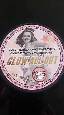 Soap and Glory.. Glow All Out Powder Compact