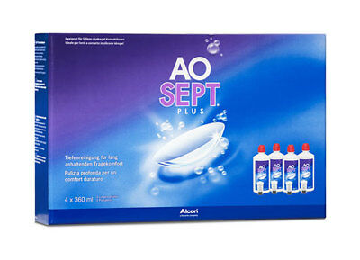 AOSept Plus (4x 360ml)