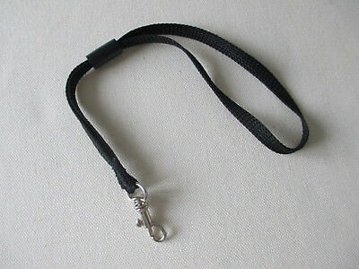 Utility wrist strap with snap fastener