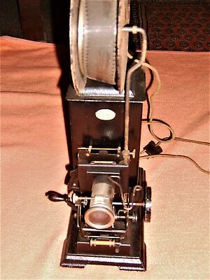 LATERNA MAGICA CINEMATOGRAPH um 1900 plus Glasbilder, Filme