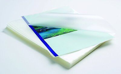 """100 Pack 5 Mil Letter Size Thermal Laminator Laminating Pouches 9"""" x 11.5"""" Sheet"""