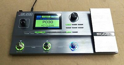 Mooer GE200 Guitar Multi-Effects Pedal