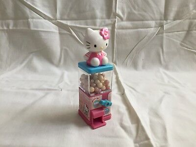 Hello Kitty Miniatur Kaugummiautomat Bonbonspender candy machine