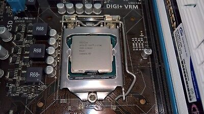 Intel Core i7-3770K ,Asus P8Z77-V LX Mainboard, 2x8GB DDR3 2400 Teamgroup