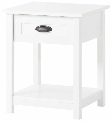 Childcraft Abbott Night Stand- Matte White