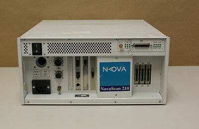 Nova NovaScan 210 Controller 210-48000-01 Wafer Processing (5218)