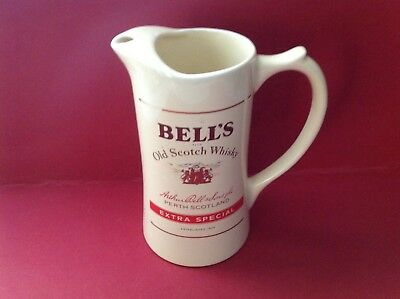 Bells Scotch Whisky Water Jug By Wade.