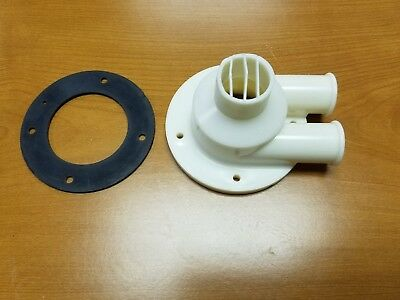 Water pump housing & Gasket FOR Hoshizaki Ice machine-KM-450,KM-500,KM-630..