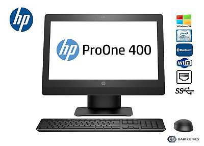 HP ProOne 400 G3 20-inch Touch All-in-One PC i5-7500T-G3 20-in 16GB 1TB-HDD-W10P