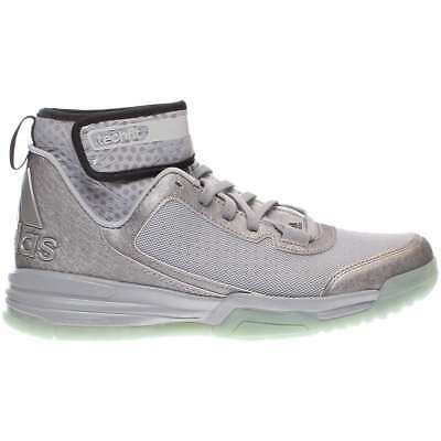 8ac48b5a2b7 NEW Adidas Men s Athletic Shoes Dual Threat BB TechFit Basketball Mid  Sneakers