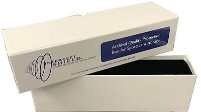 Best Coin Box Intercept Shield 1Row Box For Certified Coin NGC PCGS Slab & Cards