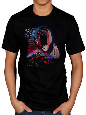 Official Pink Floyd The Wall Scream & Hammers T-Shirt Wish You Were Here
