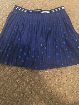 Girls blue skirt - Justice- size 8