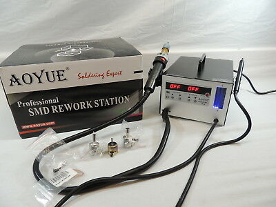 Aoyue Int. 852A++ Professional SMD Rework Station