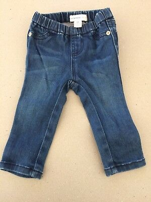 Country Road Stretch Denim Jeans/Jeggings 00/3-6mths Mths EUC