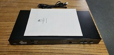 DBX 224X Type II tape noise reduction system