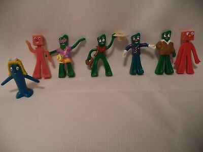 Gumby Blockhead Prema Toy Co. And Jesco