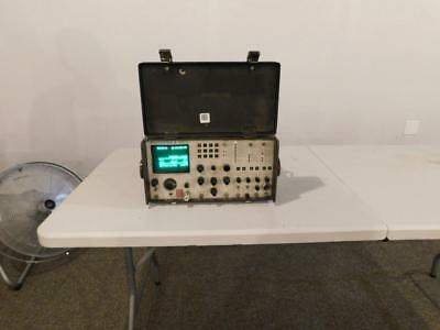 Motorola Service Monitor Communication System Analyzer (14502)