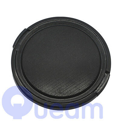 58mm Center Pinch Snap-on Camera Lens Front Cap Cover for all Lens Filter Nikon