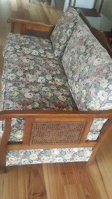 Antique Jacobean Lounge Suite, completely restored, Couch,  Sofa