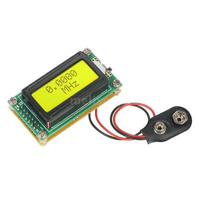 500MHz High Accuracy Frequency Meter Counter Module Tester With LCD Display C9D5