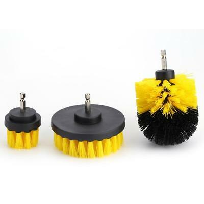 Tile Grout Cleaner Bathtub Carpet Toilet Brush Drill Attachment Cleaning Tool SG