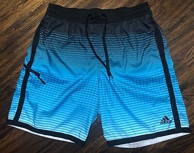 3875737353 NWT MEN'S ADIDAS Surfer Volley Swim Trunks - Medium - $19.99 | PicClick