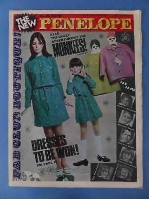 Lady Penelope 58 1967 Monkees Girl From Uncle Gerry Anderson! Excellent