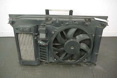 Citroen C4 Picasso 1.6 Hdi Diesel Radiator Rad Pack Engine Cooling Fan (04-11)