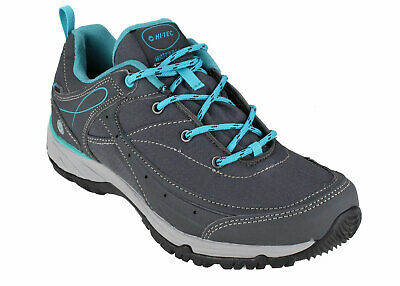 72daddc858b HI-TEC EQUILIBRIO BIJOU Low I WP - Women Sport Trekking Hiking LaceUp Shoes  NEW