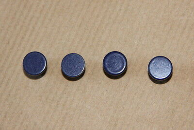 4xSmall BRASS Knobs for tool box Brass with Screws Industrial Loft Vintage