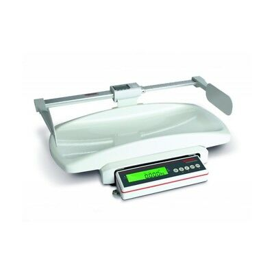 """Soehnle Baby scale """"Exklusiv"""" 7752 with baby height rod, medical approved MPG I"""