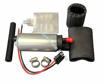 New Uprated Electric HF 340 LPH Petrol Fuel Pump For Subaru Wrx Sti
