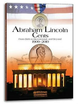 Coin Folder For Collecting Lincoln Cent Bicentennial Album By Whitman 44 Ports