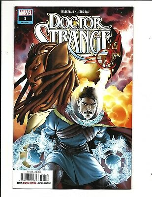 Doctor Strange # 1 (Aug 2018), Nm New