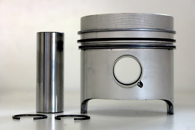 Peugeot 1.9 D XUD9 0.80mm oversize piston with rings