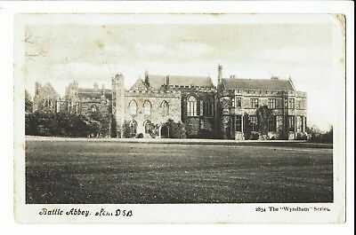 CPA-Carte postale-- Royaume Uni- Battle Abbey -1911? - S573