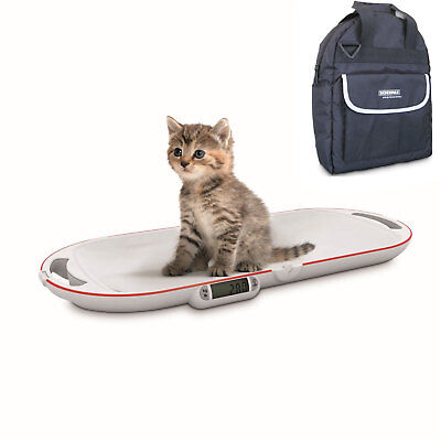 Soehnle Veterinary scale 8320 with fold function and carry bag black