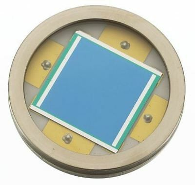 OSI Optoelectronics PIN-10DPI/SB Visible Light Si Photodiode, Through Hole Metal
