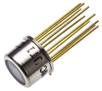 Centronic QD7-5T IR + Visible Light Si Photodiode, Through Hole TO-5
