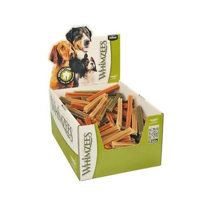 Whimzees Stix Extra Small Box 350 Treats - Vegetable Chew Treat Gluten Free