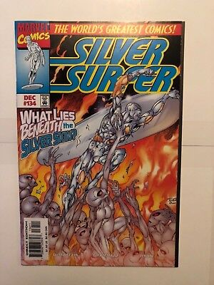 silver surfer 134 NM-/NM