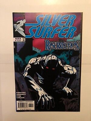 silver surfer 137 NM-/NM