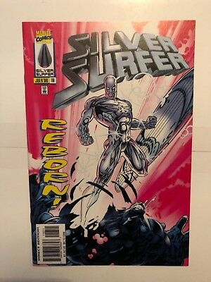 silver surfer 118 NM