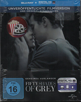 Blu ray-Sammlung  - 51 Blu-ray -  Fifty Shades of Grey  Blu-ray Steelbook....