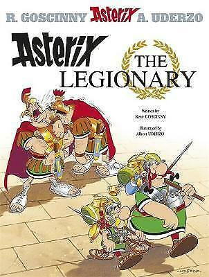 Asterix the Legionary (Asterix (Orion Paperback)) (Book. 10)-ExLibrary