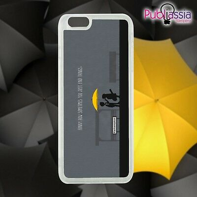 How I Met Your Mother 12 Cover Smartphone IPhone Samsung Huawei regalo tv HIMYM