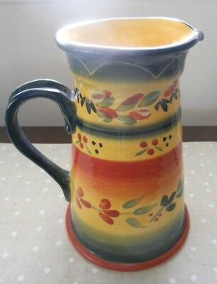 Tabletop Gallery  La Province  Pitcher Dinnerware Decor Excellent Condition & TABLETOP GALLERY